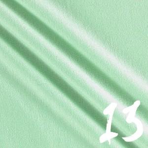 mint competition bikini fabric spandex