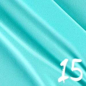turquoise competition bikini fabric spandex