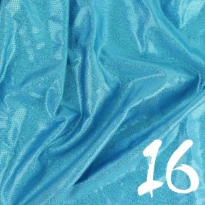 turquoise competition bikini fabric