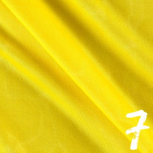 yellow competition bikini fabric spandex