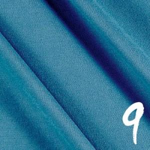 pale blue competition bikini fabric spandex