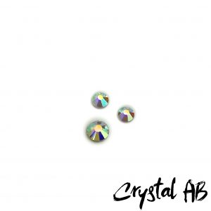 Crystal AB competition bikini crystal