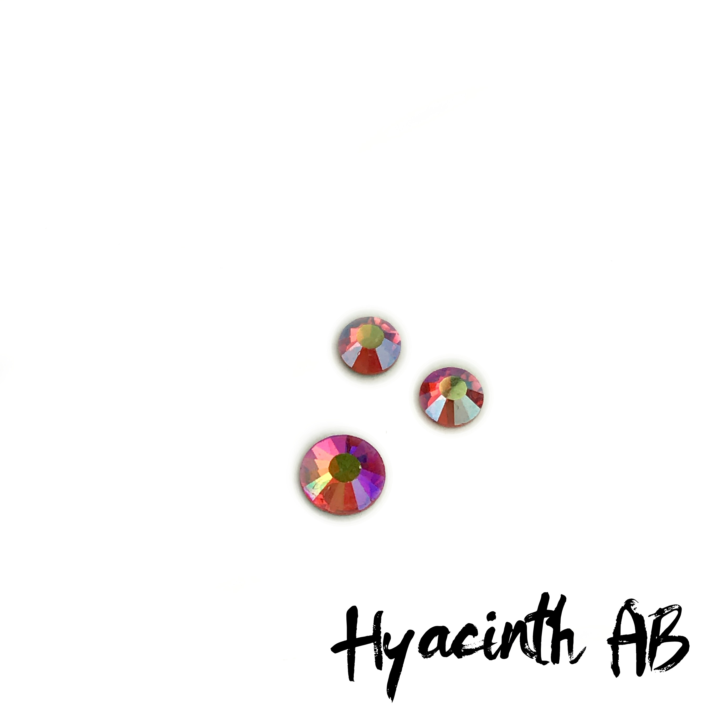 Hyacinth AB competition bikini crystal