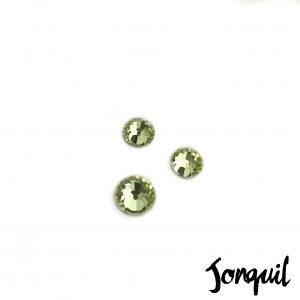 Jonquil competition bikini crystal