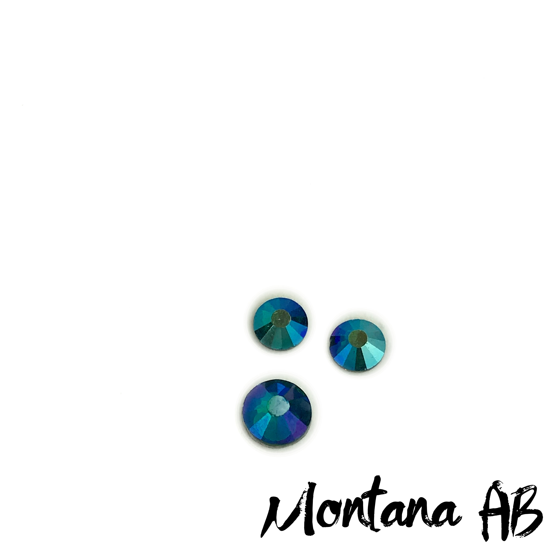 Montana AB competition bikini crystal