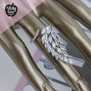 NPC IFBB WFBB Crystal Ring