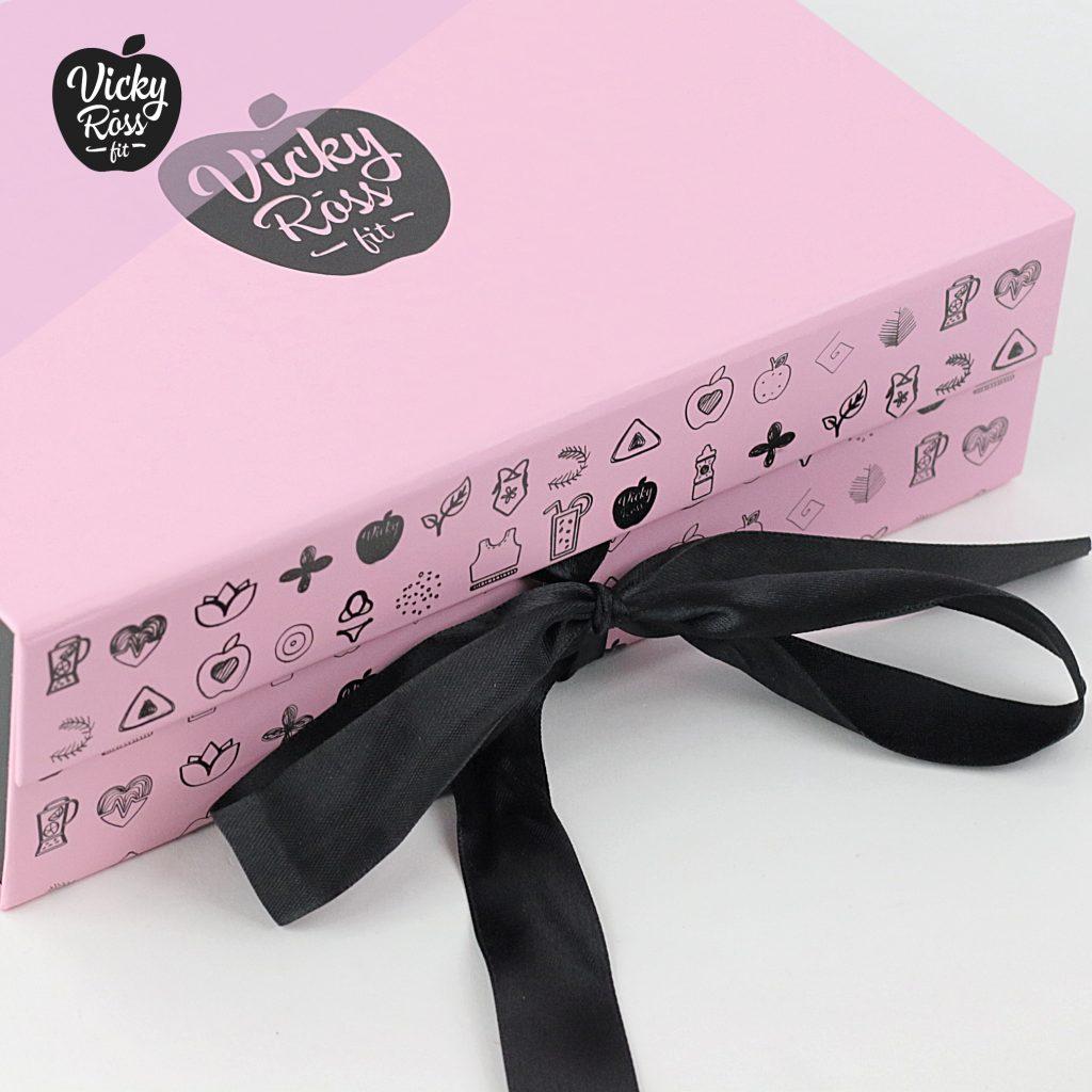 Vicky Ross Fit Bikini Box