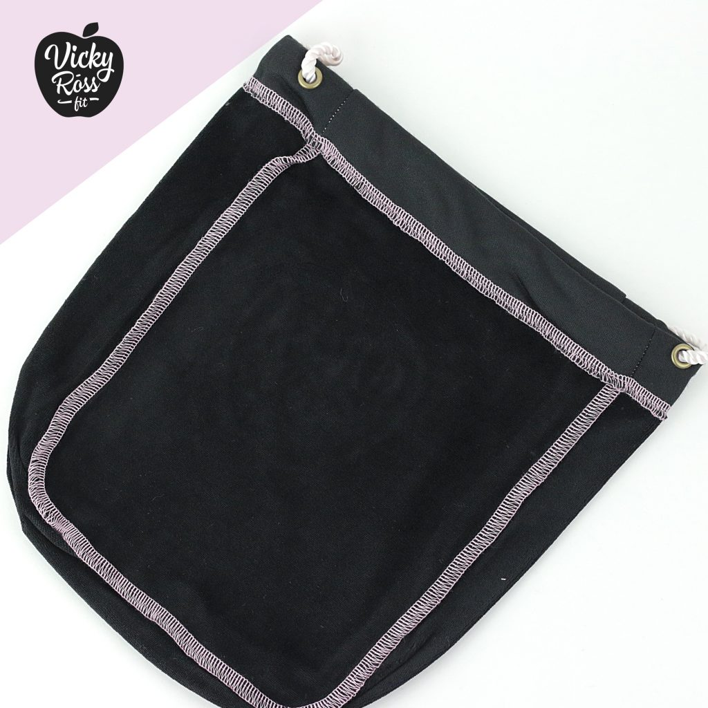 competition bikini bag by vicky ross fit