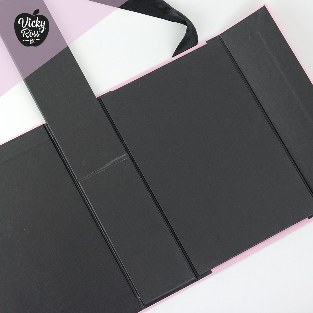 competition suit box by vicky ross fit