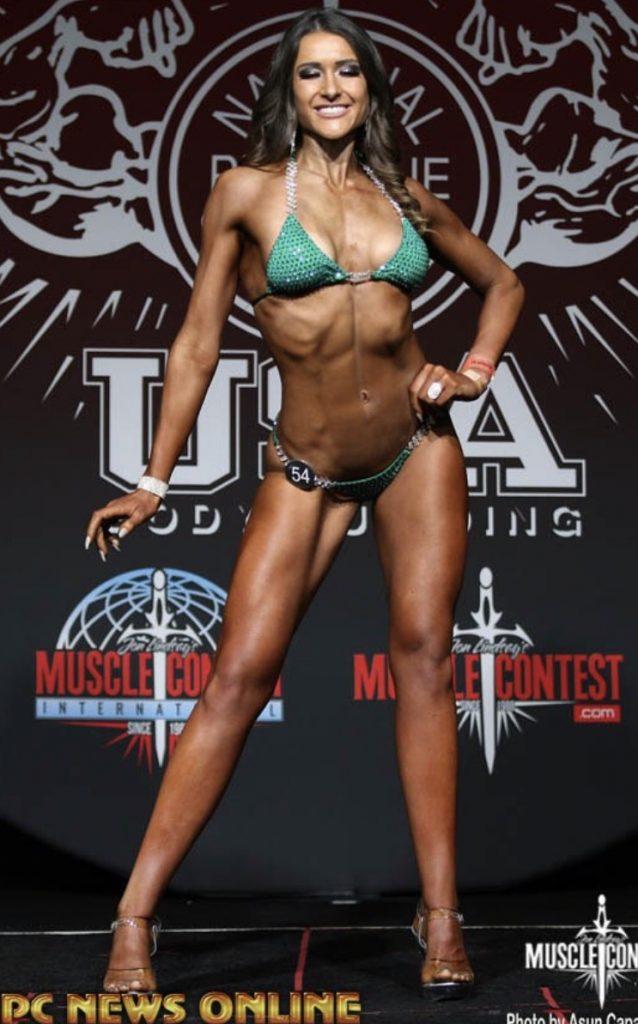 summer trenkle fitness bikini competitor