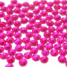 hot pink neon swarovski cry