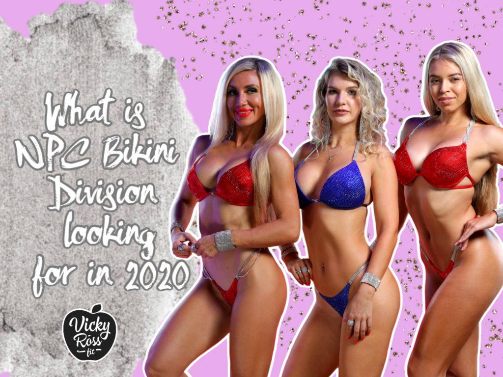 npc bikini division