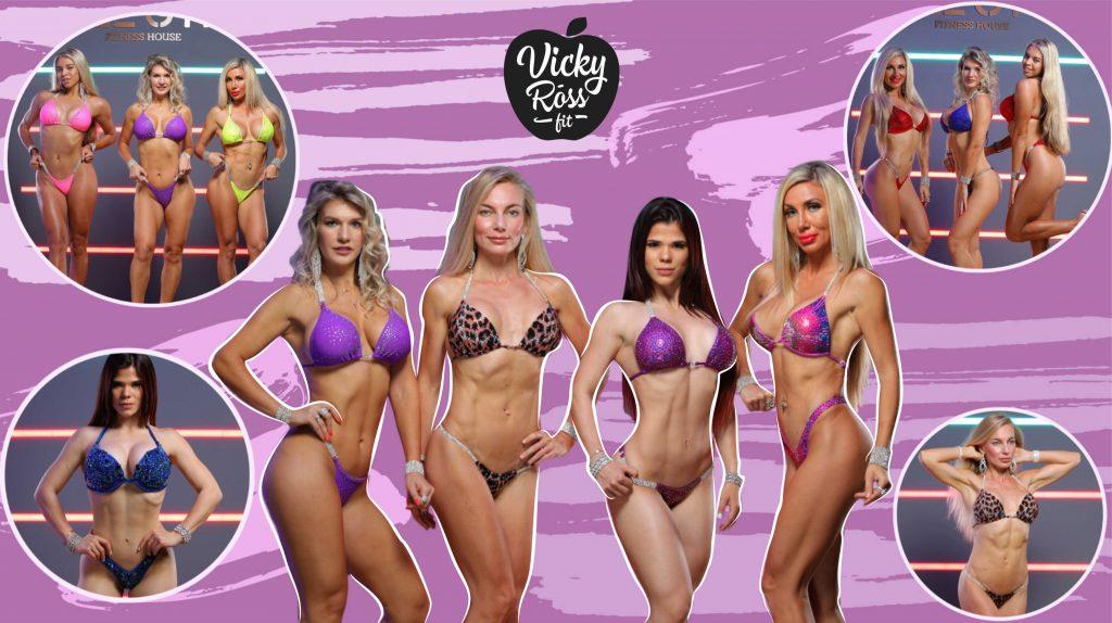 vicky ross fit npc bikinis
