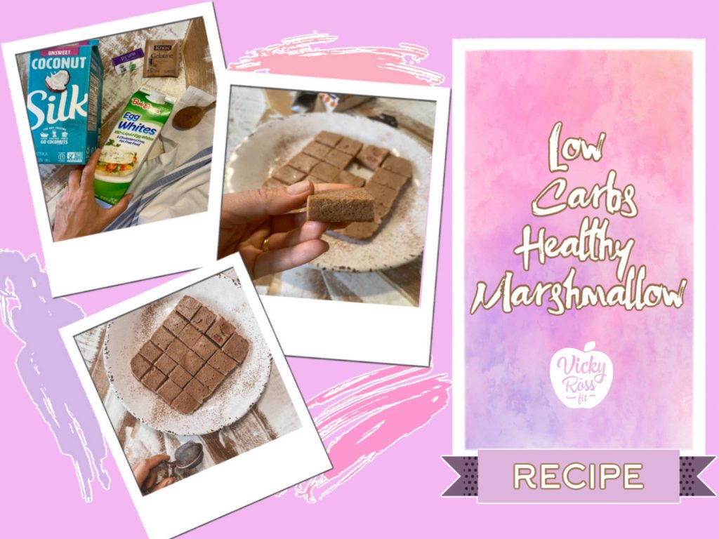 Chocolate Marshmallow Quarantine Healthy Recipe